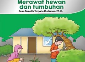 Buku Pengayaan Tematik AKSES Kelas 2 Tema 6 – Merawat Hewan dan Tumbuhan CV. Grafika Dua Tujuh