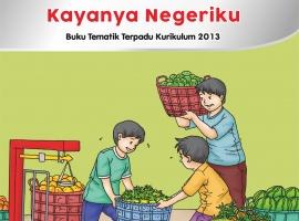 Buku Pengayaan Tematik AKSES Kelas 4 Tema 9 – Kayanya Negeriku CV. Grafika Dua Tujuh