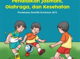 Buku Pengayaan K13 AKSES PJOK Kelas IV CV. Grafika Dua Tujuh