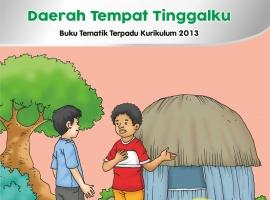 Buku Pengayaan Tematik AKSES Kelas 4 Tema 8 – Daerah Tempat Tinggalku CV. Grafika Dua Tujuh