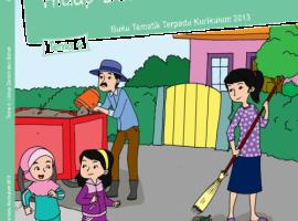 Pusbuk Tematik Kelas 2 Tema 4 – Hidup Bersih dan Sehat CV. Grafika Dua Tujuh