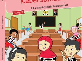 Pusbuk Tematik Kelas 2 Tema 7 – Kebersamaan CV. Grafika Dua Tujuh