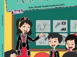 Pusbuk Tematik Kelas 4 Tema 6 – Cita-citaku CV. Grafika Dua Tujuh