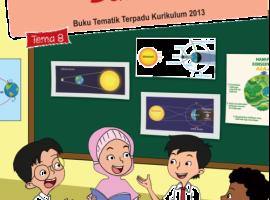 Pusbuk Tematik Kelas 6 Tema 8 – Bumiku CV. Grafika Dua Tujuh