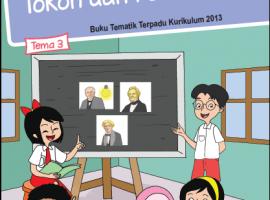 Pusbuk Tematik Kelas 6 Tema 3 – Tokoh dan Penemuan CV. Grafika Dua Tujuh