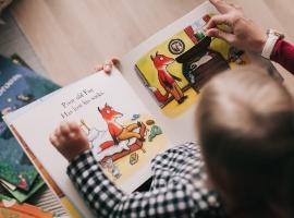 Cara Agar Anak Rajin Bahkan Hobi Membaca CV. Grafika Dua Tujuh