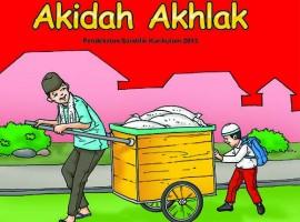 Buku Pengayaan AL-KAYSA Genap Akidah Akhlak Kelas IV CV. Grafika Dua Tujuh