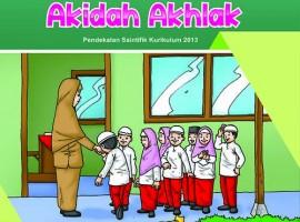 Buku Pengayaan AL-KAYSA Ganjil Akidah Akhlak Kelas V CV. Grafika Dua Tujuh