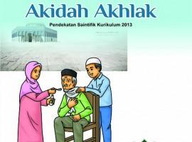 Buku Pengayaan AL-AHYAR Ganjil Akidah Akhlak Kelas VIII CV. Grafika Dua Tujuh