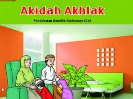 Buku Pengayaan AL-AHYAR Genap Akidah Akhlak Kelas VIII CV. Grafika Dua Tujuh