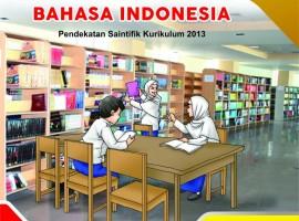 Buku Pengayaan K13 Galileo Ganjil Bhs. Indonesia Kelas VII CV. Grafika Dua Tujuh