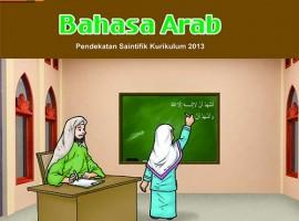 Buku Pengayaan AL-AHYAR Genap Bahasa Arab Kelas VIII CV. Grafika Dua Tujuh