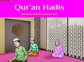 Buku Pengayaan AL-AHYAR Genap Al-Qur'an Hadis Kelas IX CV. Grafika Dua Tujuh
