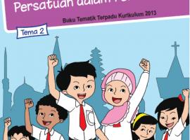 Pusbuk Tematik Kelas 6 Tema 2 – Persatuan dalam Perbedaan CV. Grafika Dua Tujuh
