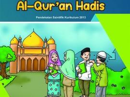 Buku Pengayaan AL-KAYSA Ganjil Al-Qur'an Hadis Kelas III CV. Grafika Dua Tujuh