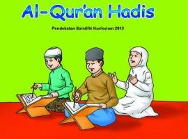 Buku Pengayaan AL-KAYSA Genap Al-Qur'an Hadis Kelas V CV. Grafika Dua Tujuh