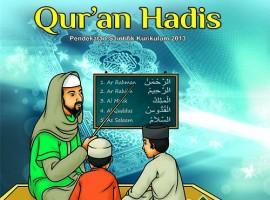 Buku Pengayaan AL-AHYAR Ganjil Al-Qur'an Hadis Kelas VIII CV. Grafika Dua Tujuh