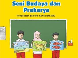 Buku Pengayaan K13 AKSES Genap Seni Budaya Kelas I CV. Grafika Dua Tujuh