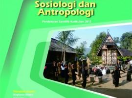 Buku Pengayaan K13 Celcius Sosiologi dan Antropologi Kelas X Ganjil CV. Grafika Dua Tujuh