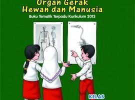 Buku Pengayaan Tematik AKSES Kelas 5 Tema 1 – Organ Gerak Hewan dan Manusia CV. Grafika Dua Tujuh