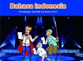 Buku Kerja Peserta Didik JATI DIRI Bahasa Indonesia Kelas VII Ganjil CV. Grafika Dua Tujuh