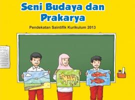 Buku Pengayaan K13 AKSES Genap Seni Budaya Kelas V CV. Grafika Dua Tujuh