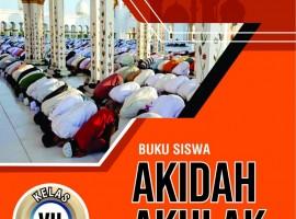 Buku Siswa Akidah Akhlak 7 CV. Grafika Dua Tujuh