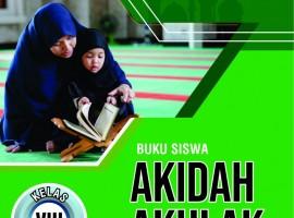 Buku Siswa Akidah Akhlak 8 CV. Grafika Dua Tujuh