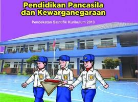 Buku Kerja Peserta Didik JATI DIRI Pkn Kelas VII Genap CV. Grafika Dua Tujuh
