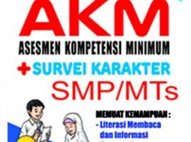 AKM – Siaga AKM SMP/MTs CV. Grafika Dua Tujuh