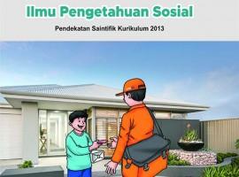 Buku Kerja Peserta Didik JATI DIRI IPS Kelas IX Genap CV. Grafika Dua Tujuh
