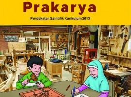 Buku Kerja Peserta Didik JATI DIRI Prakarya Kelas VII Ganjil CV. Grafika Dua Tujuh
