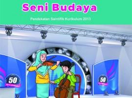 Buku Kerja Peserta Didik JATI DIRI Seni Budaya Kelas VII Genap CV. Grafika Dua Tujuh